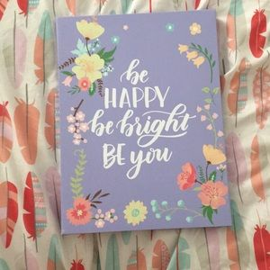 Be happy, Be bright, Be you ! 🌺🌸